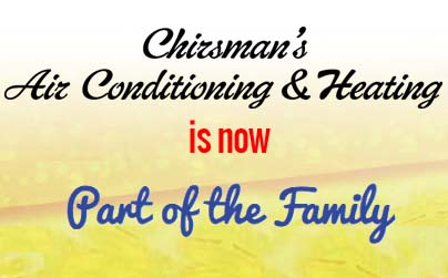 Chirsman's Air Conditioning & Heating repair service in Gilbert AZ is now part of John's Refrigeration.