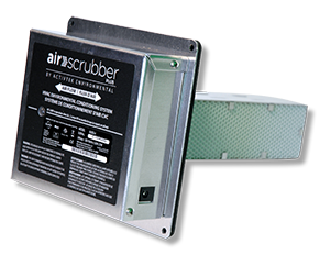 Get an AirScrubber with John's Refrigeration.