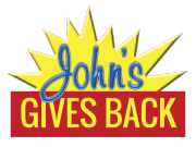 John's Refrigeration is in your  community with our Gives Back program